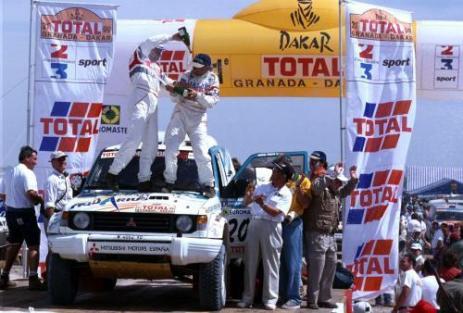 Miguel Prieto Granada Dakar